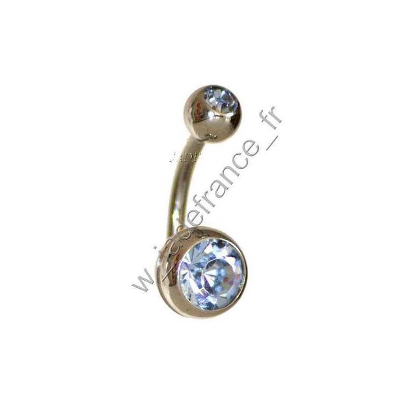 piercing nombril acier chirurgical qualit bijoux pas cher a1b. Black Bedroom Furniture Sets. Home Design Ideas