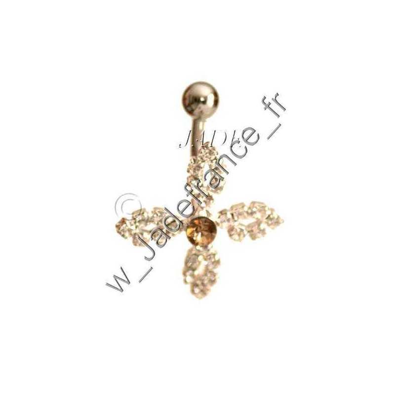 piercing nombril acier chirurgical qualit bijoux pas cher c20. Black Bedroom Furniture Sets. Home Design Ideas