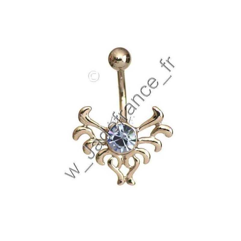 piercing nombril acier chirurgical qualit bijoux pas cher g14. Black Bedroom Furniture Sets. Home Design Ideas
