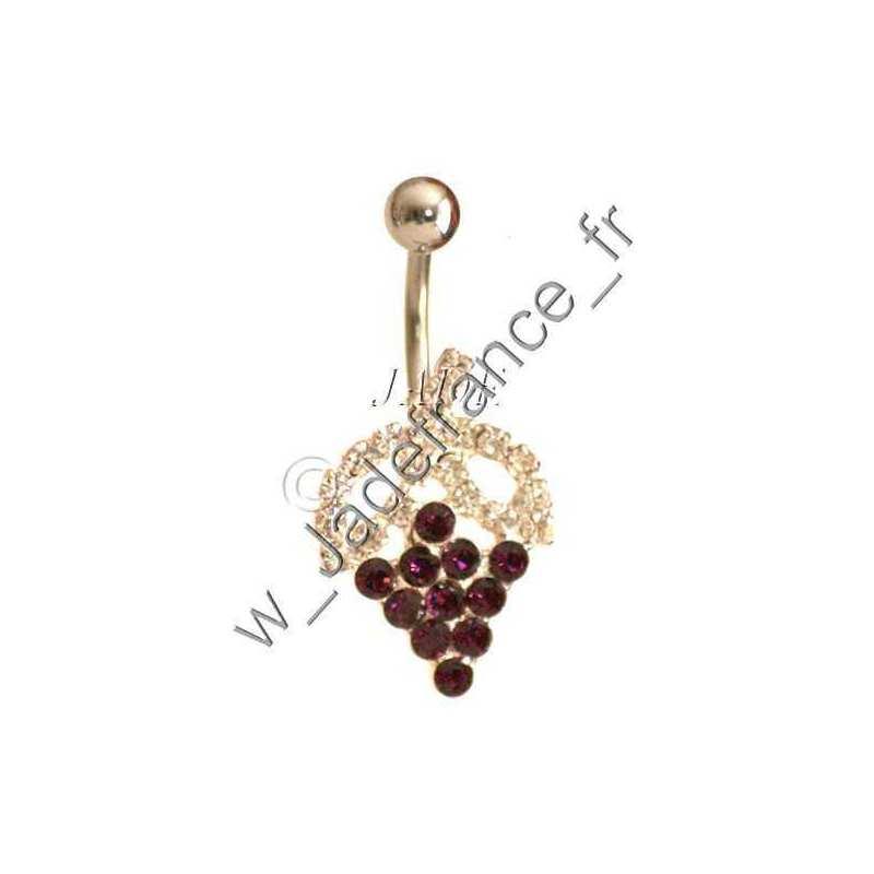 piercing nombril acier chirurgical qualit bijoux pas cher c16. Black Bedroom Furniture Sets. Home Design Ideas