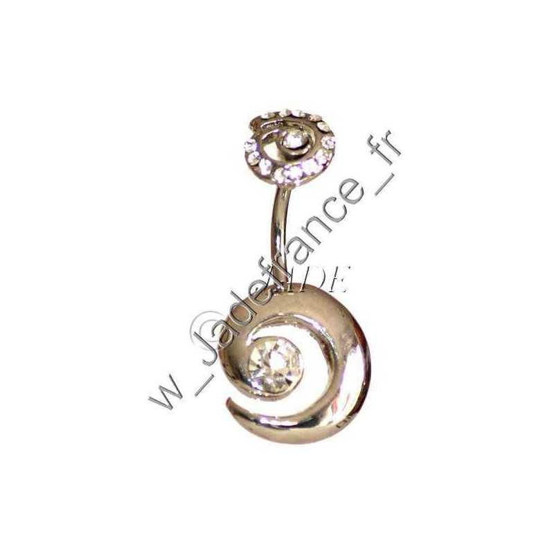 piercing nombril acier chirurgical qualit bijoux pas cher c6. Black Bedroom Furniture Sets. Home Design Ideas
