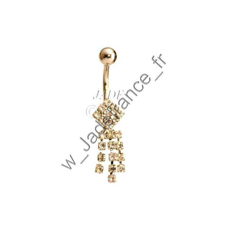 piercing nombril acier chirurgical qualit bijoux pas cher c11. Black Bedroom Furniture Sets. Home Design Ideas