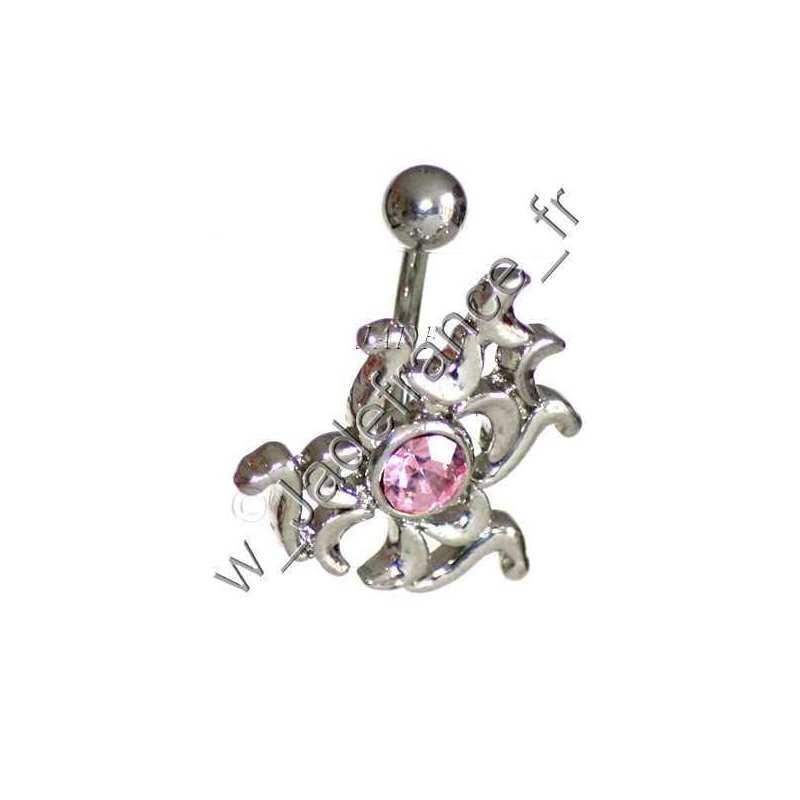 piercing nombril acier chirurgical qualit bijoux pas cher h28. Black Bedroom Furniture Sets. Home Design Ideas