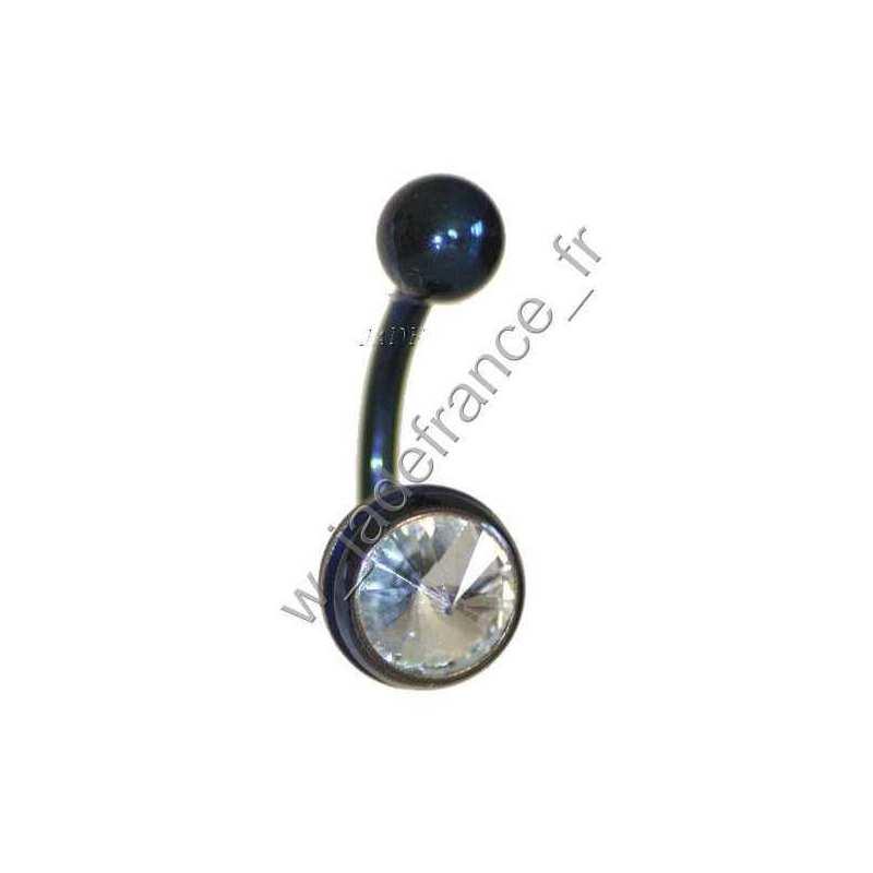 piercing nombril acier chirurgical qualit bijoux pas cher a2c. Black Bedroom Furniture Sets. Home Design Ideas