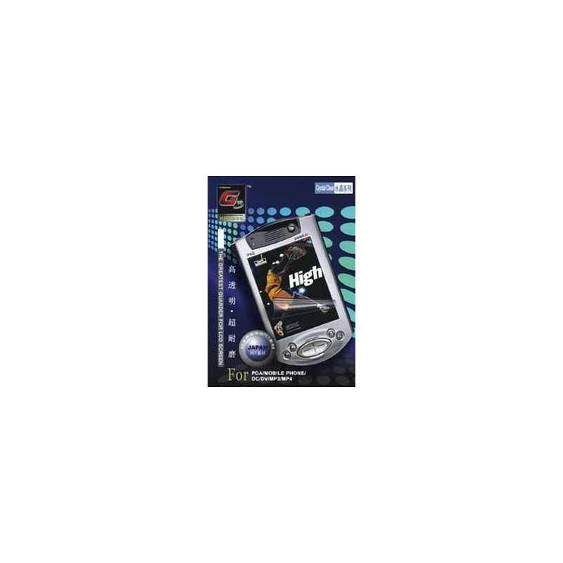 Film de protection cran lcd appareil photo apn smartphone gps for Ecran appareil photo