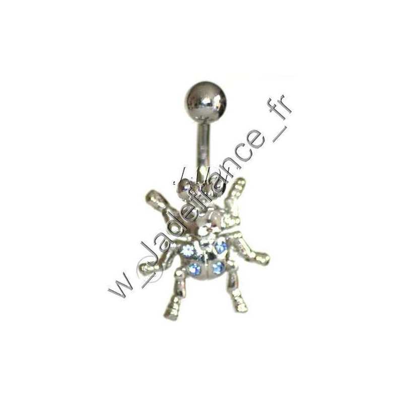 piercing nombril acier chirurgical qualit bijoux pas cher f26. Black Bedroom Furniture Sets. Home Design Ideas