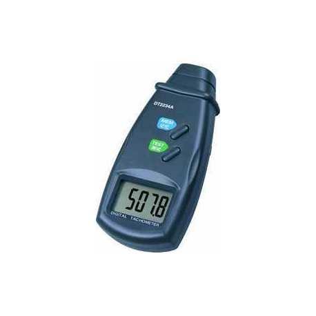 Tachymètre digital optique DT2234A laser