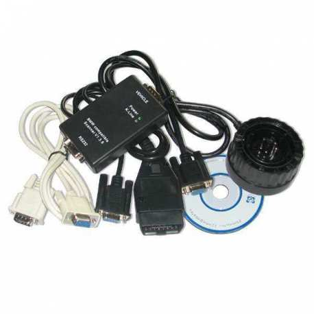 Interface OBD2 - BMW 1.36 compatible PA-soft