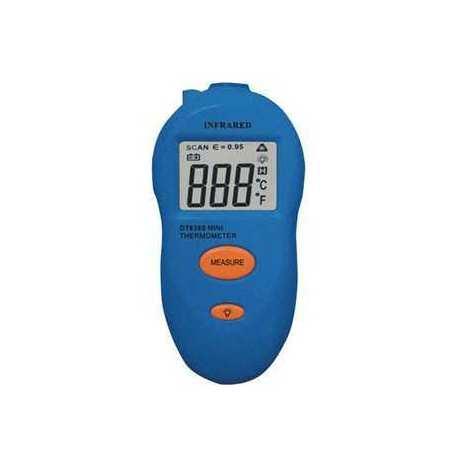 Thermomètre Infrarouge -50°C à +260° celsius compact