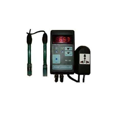 PH mètre conductivimètre ATC PH-203 automatique