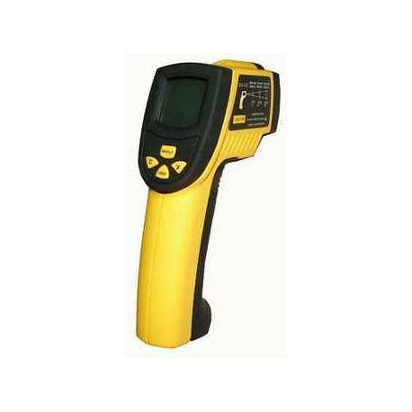 Thermomètre Infrarouge à visée laser -18°C à +650°C