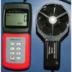 Anémomètre de précision portable AM-4836V