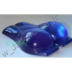 """Repose poignet souris """"Fesse"""" gel de silicone Bleu"""