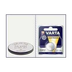 Piles Lithium CR2032 3V VARTA