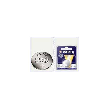 Piles Lithium CR2016 3V Varta