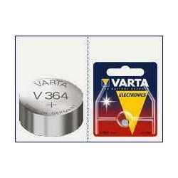 Pile Bouton V364 SR60 1.55V Varta