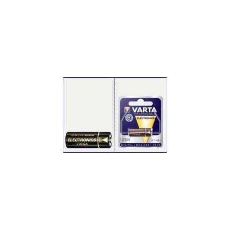 Pile Oxyde d'argent et Alcaline V23GA 12V Varta