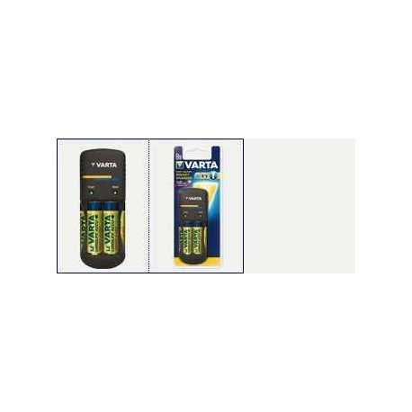 Pocket chargeur VARTA NiMh ou NiCd LR3 AA / LR6 AAA