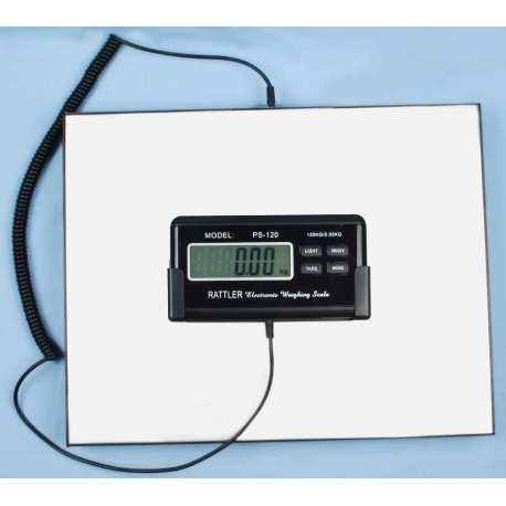 balance plate-forme 100Kg 10g plateau 38*30CM