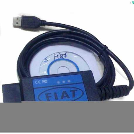 Interface FIAT F-Super scanner interface
