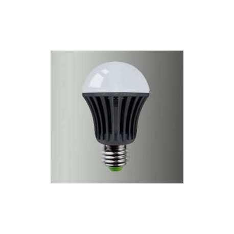 Spot LED aluminium GU10 3 watts lumière du jour 5000K