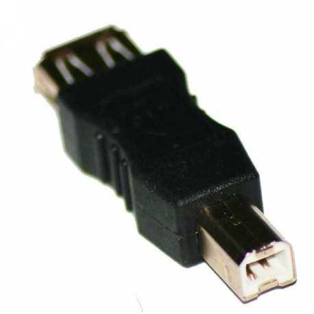Connecteur USB 2.0 A Femelle B Mâle