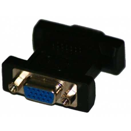 Adaptateur VGA Mâle à VGA Femelle