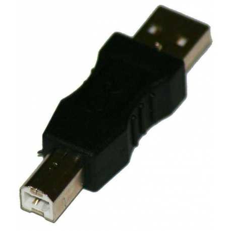 Connecteur USB 2.0 A Mâle B Mâle