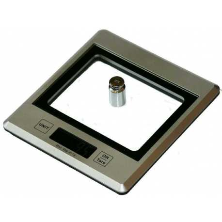 Balance de cuisine 5000g 1g plateau verre balance precision - Balance de cuisine precision 0 1g ...