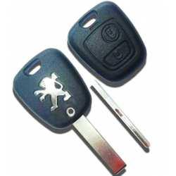 Coque clé télécomande Plip Peugeot 107 207 307
