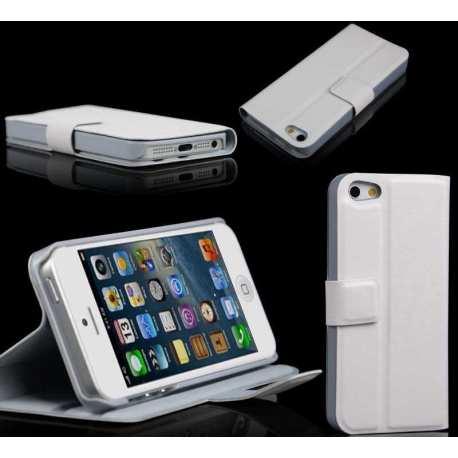 Housse Aple Iphone 4 cuir