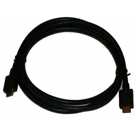 Câble blindé HDMI mini C à mâle 1.8 à 5 mètres JL1107