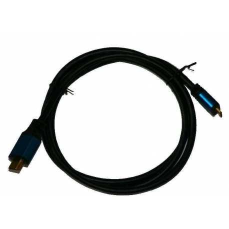 Câble blindé HDMI mâle à HDMI mini C mâle 1.8 à 5 mètres JL1417