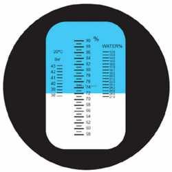 Réfractomètre sucre RHB90 ATC