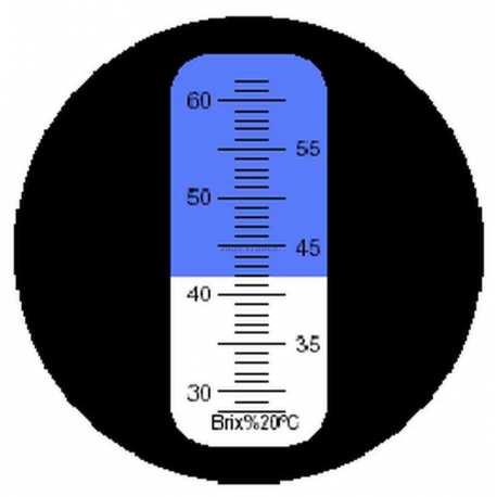 Réfractomètre sucre RHB62 ATC