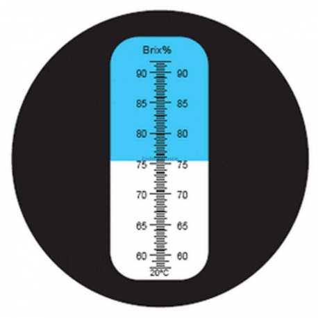 Réfractomètre sucre RHB5892ATC