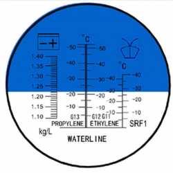 Réfractomètre Antigel RHA 503 ATC