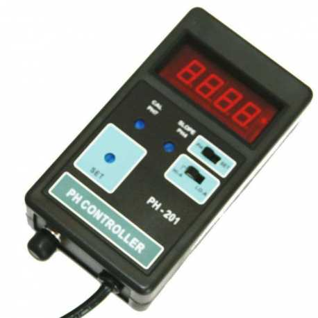 PH mètre conductivimètre ATC PH-201 automatique