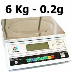 Balance de precision 6000g 0.2g APTM418