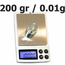 Balance de poche 200 gr 0.01