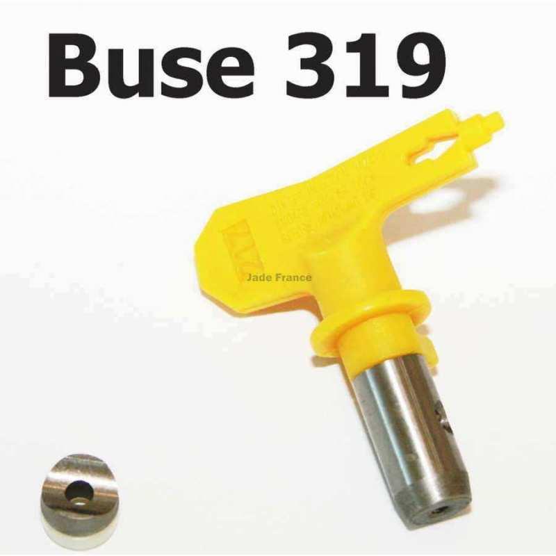 buse pour graco titan wagner etc pour pistolet airless 319. Black Bedroom Furniture Sets. Home Design Ideas