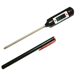 COOKING THERMOMETER-50C ° at 300 ° C 107mm PROBE