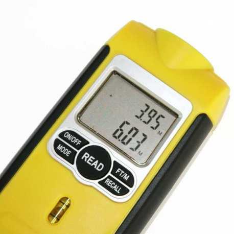 Télémètre Ultrason / Laser digital multifonction