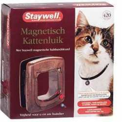 STAYWELL PORTE POUR Chat Magn