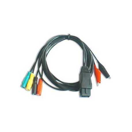 Connecteur PEUGEOT 2pin + clip KTS*4 C038
