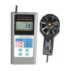 Anémomètre à hélice de précision portable AM-4838