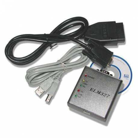 Interface ELM 327 OBD2 USB E328