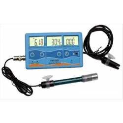 PH Mètre testeur PH professionnel 6 en 1 ATC PHT-027