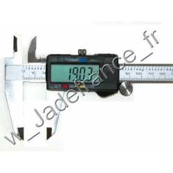 Pied à coulisse 300mm précision 0.01mm numérique digital