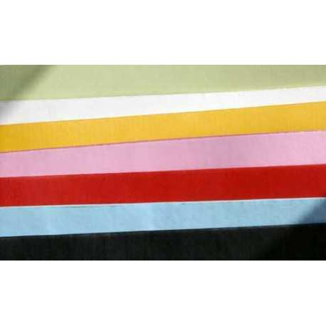 Ceinture NOIRE pour Boucle LED RECHARGEABLE